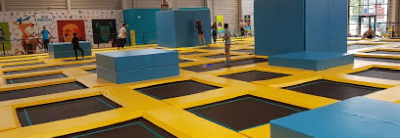 Let's Jump Trampoline Park Paris Sud