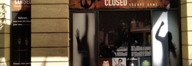 Closed Escape Game Aix-en-Provence
