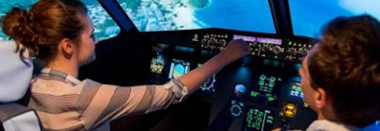 AviaSim Paris – Simulateur de vol