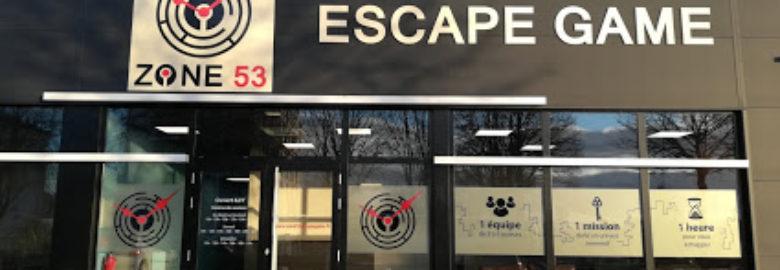 ZONE 53 Escape Game