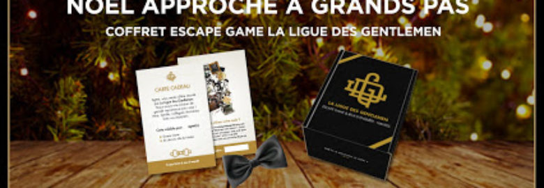 Escape Game Nantes – La Ligue Des Gentlemen QG