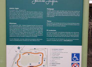 Jardin botanique Jeanne Jugan