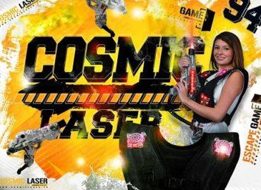 Cosmic Laser Thiais