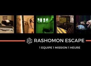 Rashomon – Live Escape Game Paris