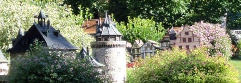 Parc Miniatures Plombières-Les-Bains
